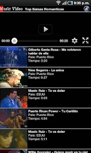 Top Salsas Romanticas - screenshot thumbnail