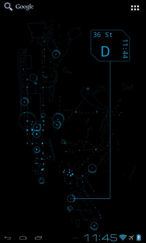 Transit Sharpener Wallpaper- screenshot