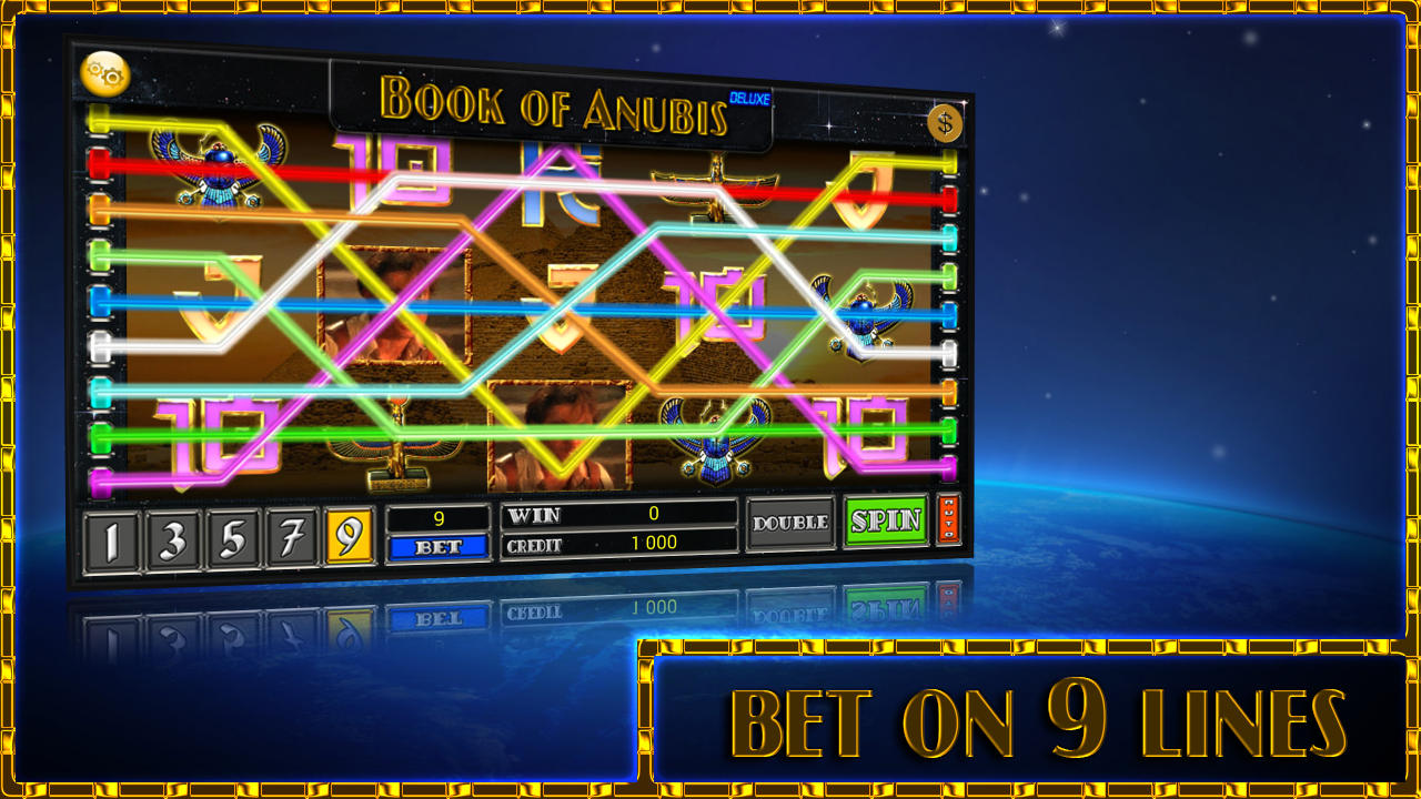 Book of Anubis Deluxe - free - screenshot