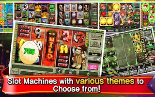 Screenshot of Slots Social Casino