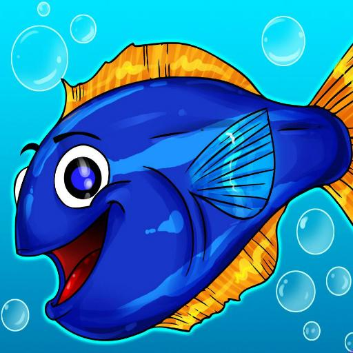 Fish aquarium game free android apps on google play for Pet fish games