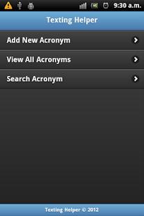 SMS's Pal - screenshot thumbnail