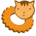 Kinetic Cat - Game for Cats icon