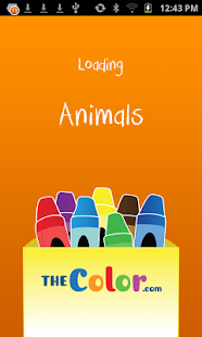 Coloring Book of Animals Free - screenshot thumbnail