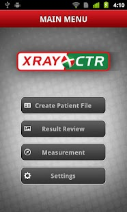 X-Ray CTR - screenshot thumbnail