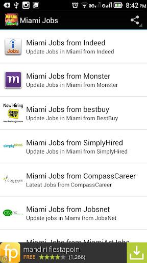 Miami Jobs