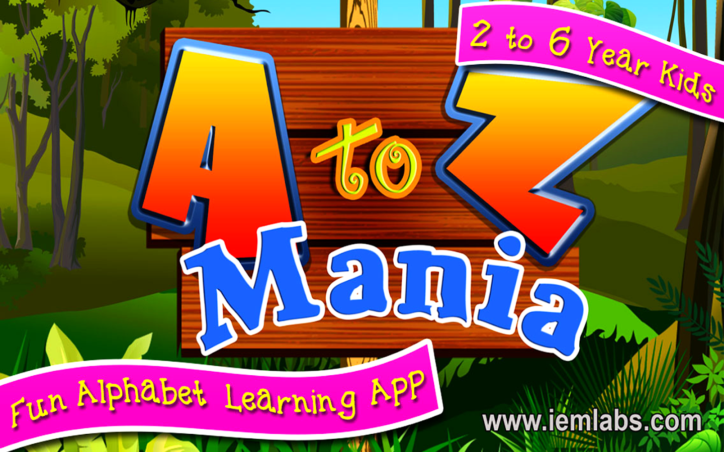 AtoZ Mania- screenshot