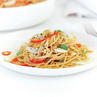 Whole-Wheat Spaghetti alla Bottarga