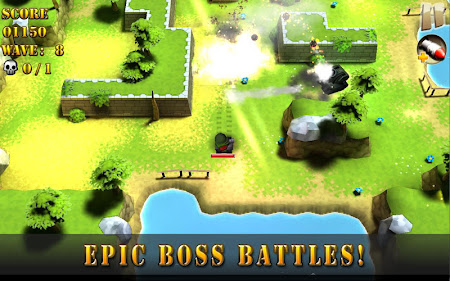 Tank Riders Free 1.0.4 screenshot 6783