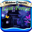 Hidden Objects Lost Forest icon