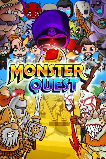 Monster Quest -Evolve Monsters