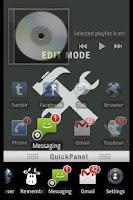 Screenshot of QuickDesk Pro
