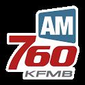 760 KFMB AM icon