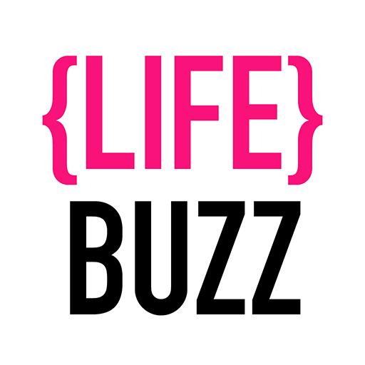 LifeBuzz LOGO-APP點子