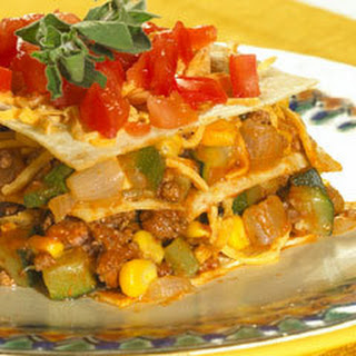 Mexican-style Lasagna