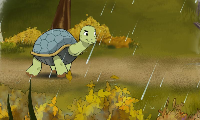 Tortoise & Hare: Animated HD - screenshot