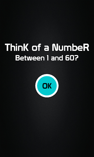Magic: Think of a number