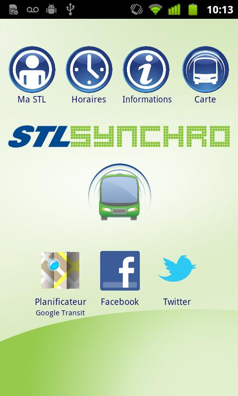 STL Synchro - screenshot