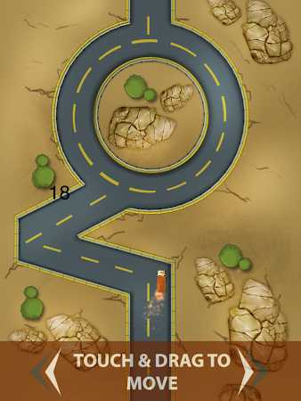 Drive in the Line : Truck 3D 1.6 screenshot 125242