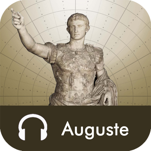 Auguste L'audioguide 教育 LOGO-玩APPs