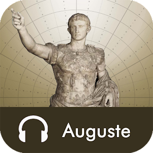 Auguste L'audioguide LOGO-APP點子