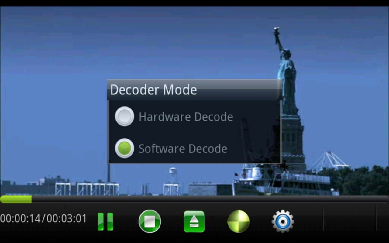 AirPlay/DLNA Receiver (LITE) - screenshot