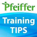 Pfeiffer Training Tips logo