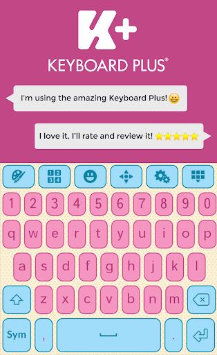 For Kids Keyboard theme