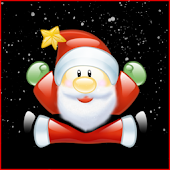 Christmas Go Launcher EX theme
