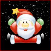 Christmas Go Launcher EX theme