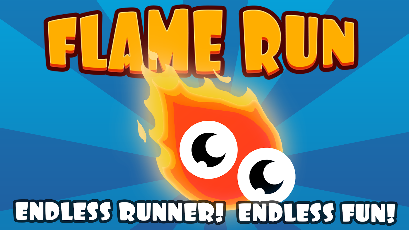 Flame Run- screenshot