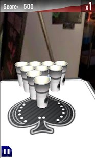 Beer Pong HD Free - screenshot thumbnail