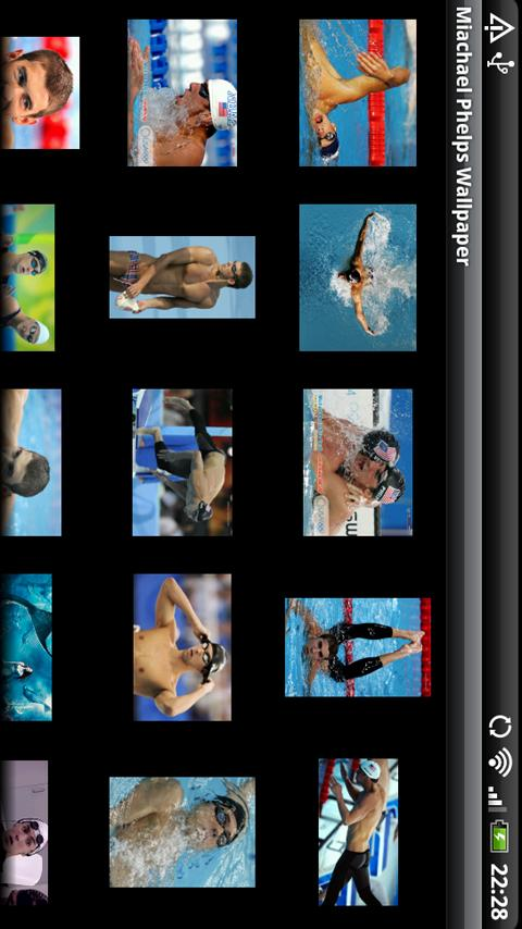 Michael Phelps Wallpaper - screenshot