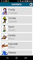 Screenshot of Learn Czech - 50 languages