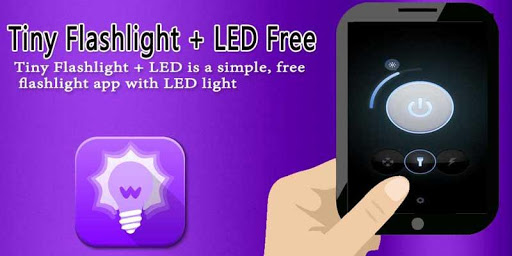 Tiny Flashlight + LED Free