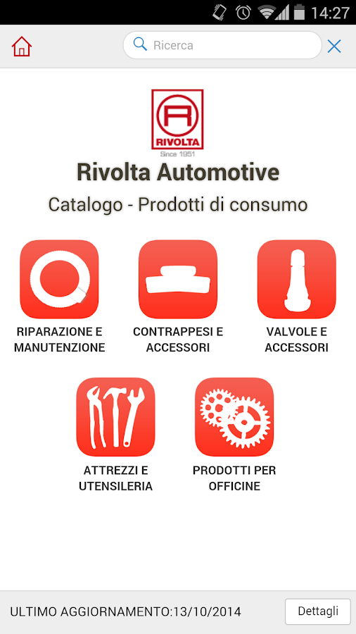 Rivolta Automotive- screenshot