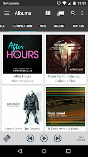 Music Pump XBMC / Kodi Remote - screenshot thumbnail