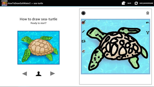 HowToDraw SaltWater2