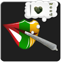 Weed Joint  Battery icon