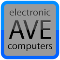 Electronic AVE Computer logo