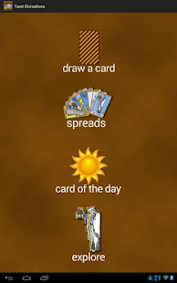 Tarot Divinations- screenshot thumbnail