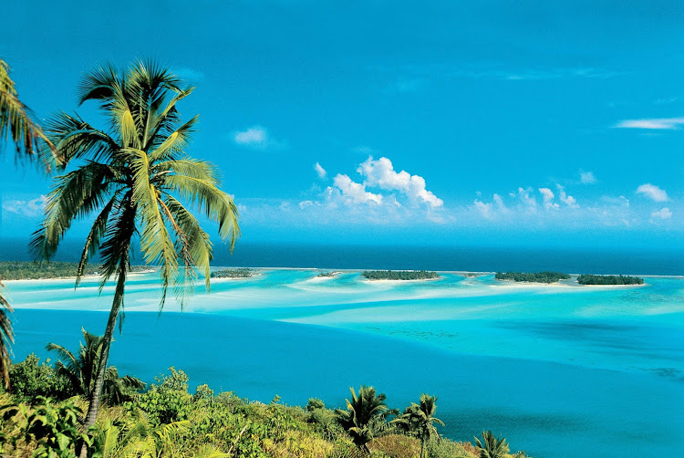 Can you say wanderlust? Great sightseeing abounds for Paul Gauguin guests visiting Bora Bora.