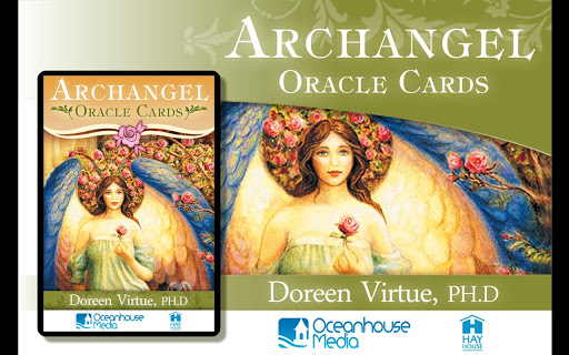 Angel Dreams Oracle Cards App by Doreen Virtue - HayHouse