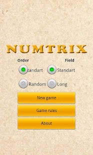 Numtrix- screenshot thumbnail