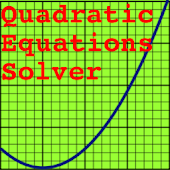 Free Quadratic Equation Solver