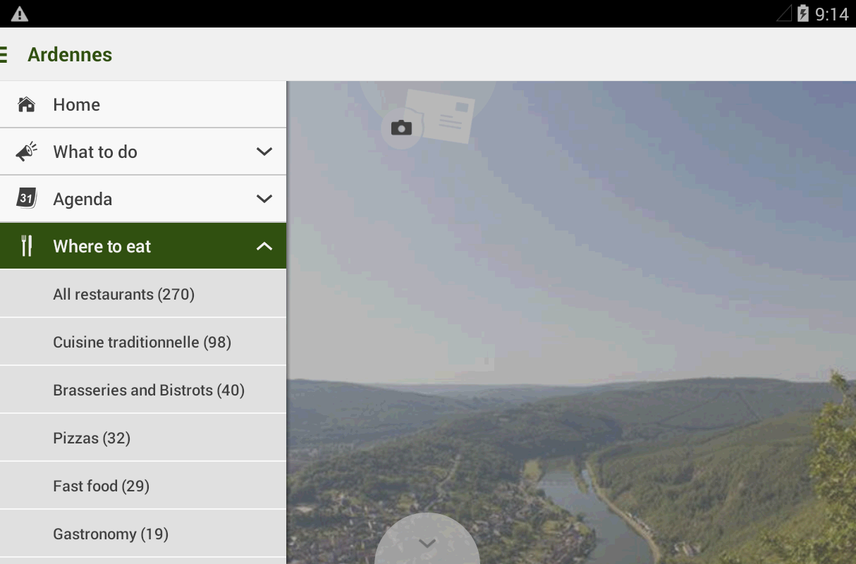 Ardennes Tour - screenshot