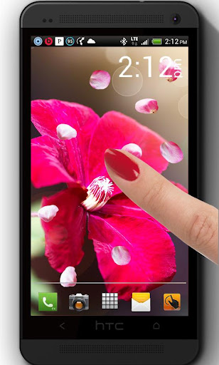 Flowers Foto HQ live wallpaper