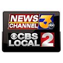 KESQ NC3 & CBS Local 2 icon