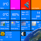 Tile Weather Pro