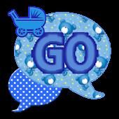 GO SMS THEME/It's A Boy1